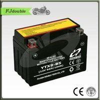 Best Price Battery Operated Toy Motorcycle YTX9-BS 12V 9AH