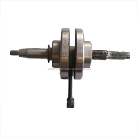 made in China YX138 crankshaft manufacturers engine parts motorcycle parts china