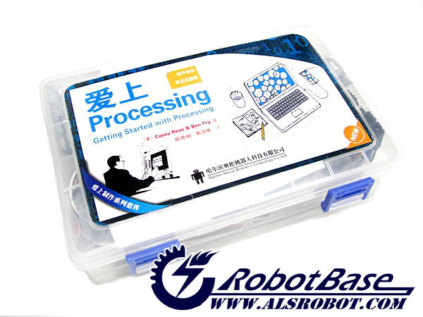 Getting started with processing kit arduino compatible