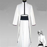 Japanese anime Bleach Ulquiorra Cosplay costume for sale christmas halloween party night cosplay costumes clothes custom made
