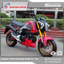 2015 110CC nuevo estilo Gas Motored de la motocicleta caliente venta