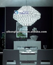 2012 New glass pendant lamp YP151
