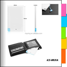 wholesale items mobile power bank under 3 dollar