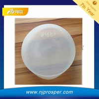 hot new products for 2015 168.3mm plastic all kinds of cover caps for pipeline