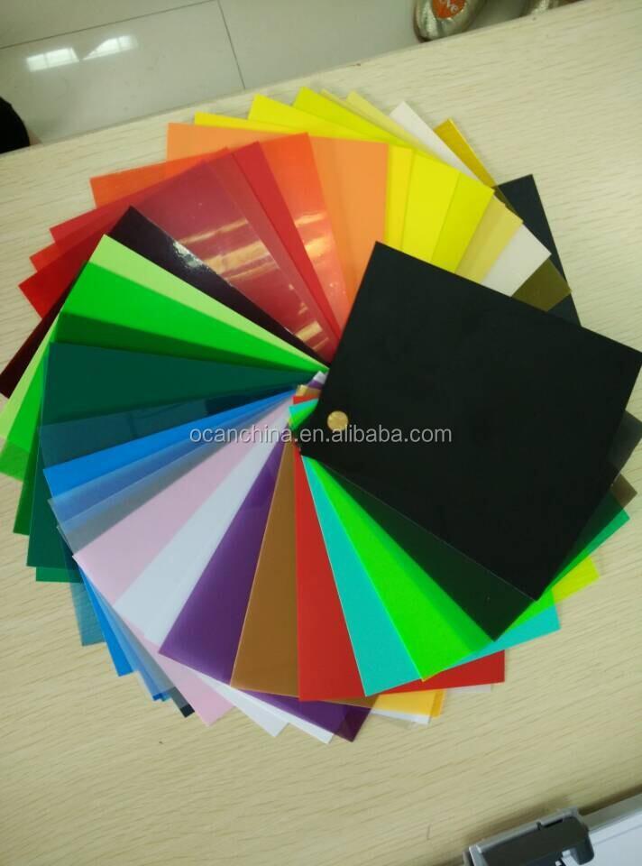 Color Pvc Sheet Green Pvc Sheet Rigid Pvc Sheet Buy