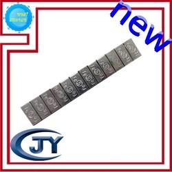 car tire adhesive tape balancing weight sticker