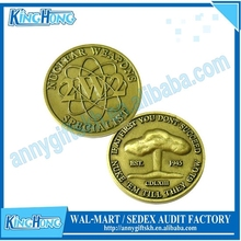 Art and Collectible Use and Feng Shui Style gold coin