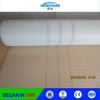 Reinforced cement net Glass mesh cloth plastering Building material Glass fiber mesh