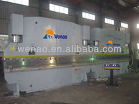 2-WC67Y series dual-machine linked hydraulic plate numberic-control bending machine/2-sets of tandem hydraulic press brake
