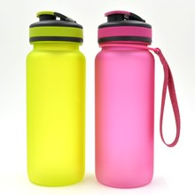 Food Grade Promotional BPA Free Plastic Sports water Bottle