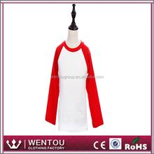 American Apparel Baseball Long Sleeve Toddler T Shirt