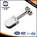 De lujo de cristal abrazadera de cristal de acero inoxidable de sujeción para perfil de las partes 805A
