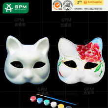 Most Fashionable Handicraft Masquerade Party Facial Mask For Beautiful Girls