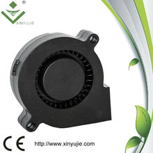Xinyujie HOT selling centrifugal blower 2hp/Good aerzen blower/popular 5v12v 24v dc brushless blower 50mm