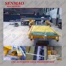 for laminating melamine edge trim woodworking saw machine