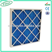 FED Cotton/Synthetic fibre Panel Pleated Air Filter