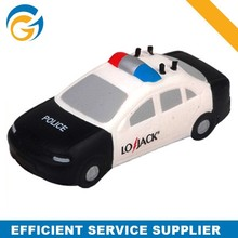 Police Car Stress Ball NYPD Car Toy