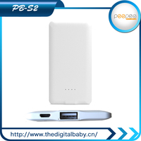 new products 2015 travel necessity mobile charger 3000mah