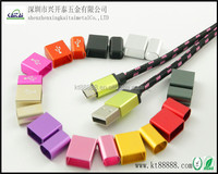 Hot sale mobile phone accessories in shenzhen micro usb data cable