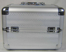 SB12109 high quality aluminum jewellery box
