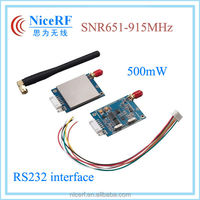 SNR651 - NiceRF 500mW RF Repeater RF network routers module