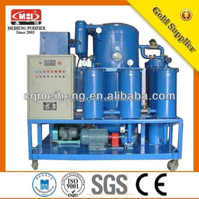 Very Good Waste Oil Recycling Machine Renew Black Motor