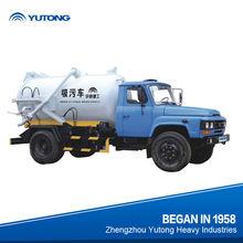 White Sewage Suction Truck YTZ5120GXW20F