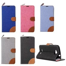 Hot Selling Wallet PU Leather Case Cover For Alcatel One Touch Pop c7