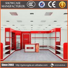 China custom mobile shop counter,mobile phone retail store interior design