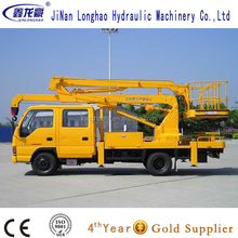 Truck mounted Articulated boom type Aerial work platform