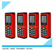 60M Handheld Digital Laser Distance Meter Measure Range Finder Area Volume KJ60 Portable Laser Distance meter Rangefinder Finder