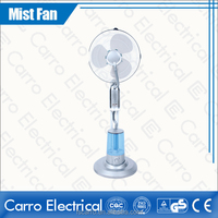 Cool mist fan cooling you water spray fan electric water fan CE-1601