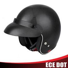 Motorcycle helmet half helmet carbon fiber helmet