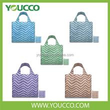Fashion Supermarket Polyester Foldable Nylon Carry Shopping Bag