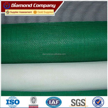 2015 new design green plastic window screen/Plastic Window Screen Against insect