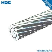 ACSR drake/dog/rabbit stranded bare aluminum conductor