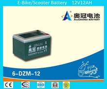 6-DZM-12 Escooter Battery- 12V12Ah Rechargeable Sealed Lead Acid Battery for E-bike/escooter