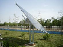 Adjustable Solar Ground Mounting Bracket Solar PV Q235 Frame Rack Solar Panel PV System Trackers