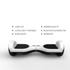 6.5 inch white two wheel hover board