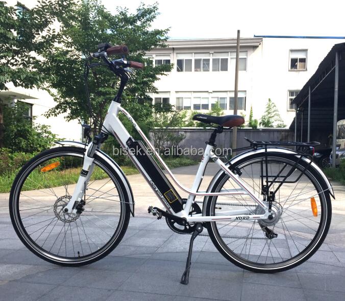 di fascia alta città furtività biciclette elettriche bici elettrica recensione