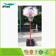 Cheap and fine removable medium portable outdoor basketball stand for sale