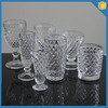 LXHY-T055 lead free plush crystal drinking glass manufacturers china