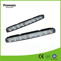 Factory direct selling car daytime running lights with 9 led bulbs