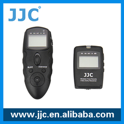 JJC Factory direct sale anti-interference function remote shutter control