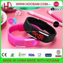 hot selling beautiful digital LED watch