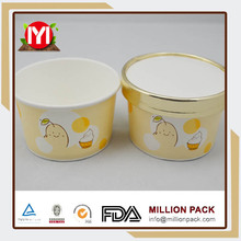 China wholesale websites paper ice cream cup with dome lid
