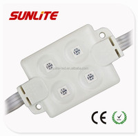 SUNLITE 5050 RGB modules/white and group control colors 5050 rgb led module for holiday