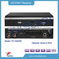 usb2.0 dvbt digital tv box stb japan