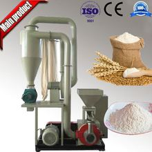 new 50 ton per day flour mill