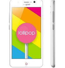 "Original ZOPO Color C ZP330 4.5"" MTK6735 64 bit Quad Core 4G LTE Mobile Phone Android 5.1 8GB ROM 5MP Camera OTG Dual SIM"